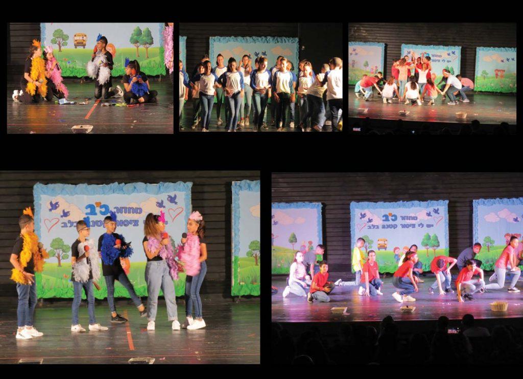 מופע סיום תיאטרון לנוער