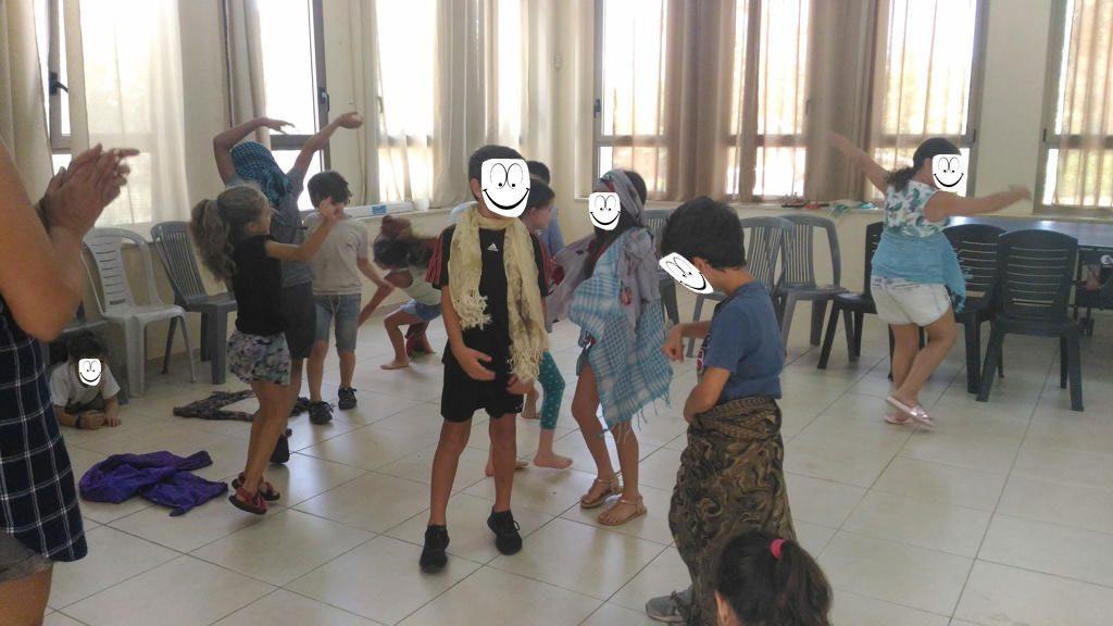 פעילויות תיאטרון לילדים ונוער